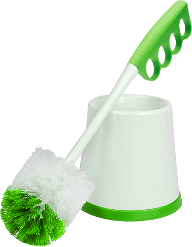 Toilet Bowl Brush And Caddy